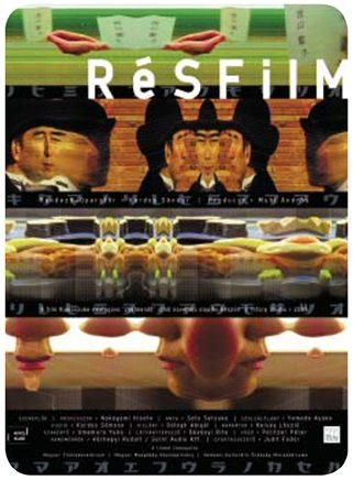 Resfilm plakat